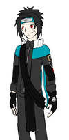 my naruto character kiyoshi by 3and4fan