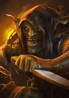 Styx master of Shadows by Htg17