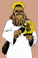 In Wookie We Trust by damnitsasha