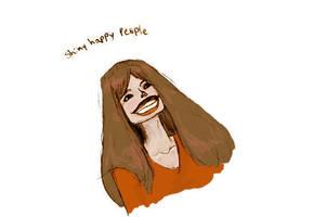 Shiny Happy People by damnitsasha