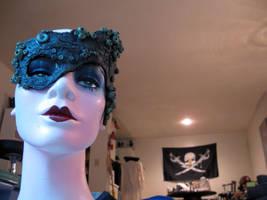 Barnacle Mask by damnitsasha