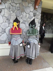 Victorian Hogwarts Students 2 by damnitsasha