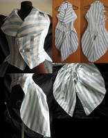 Striped Tail Vest by damnitsasha
