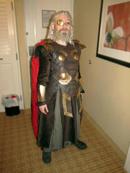 Odin by damnitsasha