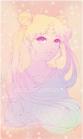 Rainbow WIP by KaseiArt