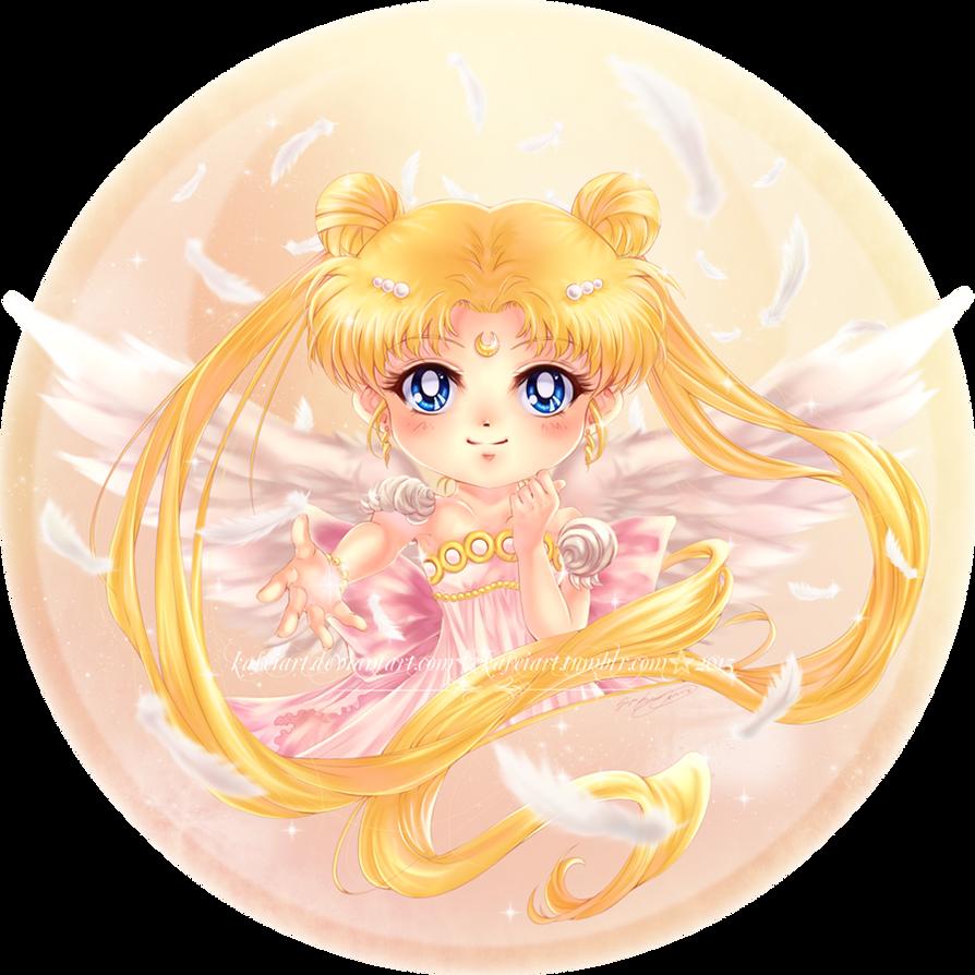 Sailor Moon 2015 - Princess Serenity by KaseiArt