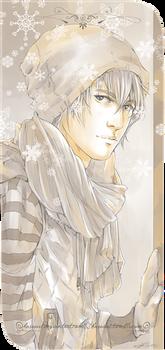 Snowflake - January boy by KaseiArt