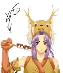 Ta chan Dango by Ynho-sama