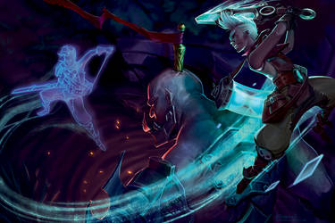 Ekko: The Boy Who Shattered Time by robynlauart