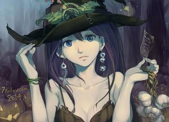 Halloween 2014 by nnnnoooo007