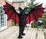 The Vampire Bat by Dark-Paws