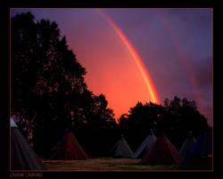 Rainbow by stonescar