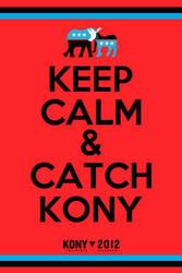 Lets Get Him KONY 2012 by Bo6ert1992