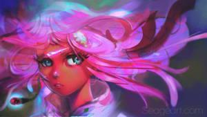 Mikiru OC by HowlSeage
