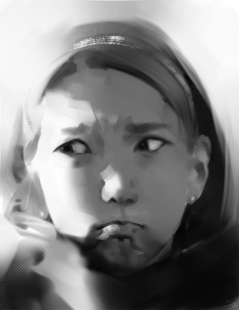 Im Yoona 1 Hour Speed by HowlSeage