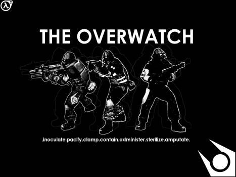 The Overwatch by Dark-Ax