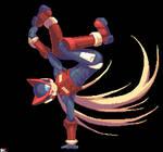 Breakdance Omega 2 by Dark-Ax