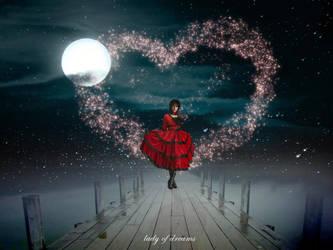 Lady Of Dreams by ahmadhafiz