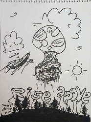 Rise Above by FiestaFacelift