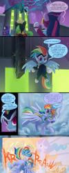 Power Ponies - Origin Story by foolyguy