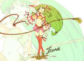 Grandia Feena by SonesKRT