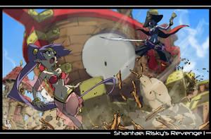 Shantae Risky's Revenge by SonesKRT