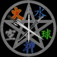 Wicca by MakiNightWolf