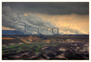 Coal Mining by HDRX