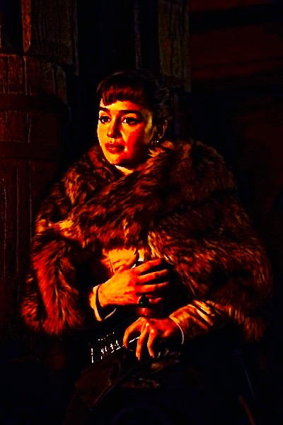 Emilia Clarke as Qi'ra in SOLO a Star Wars story by ColonelFlagg