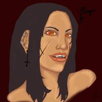Blaque Redo for Vulpes-Rex by Goblin-Queenie