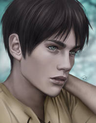 Eren by Redwarrior3