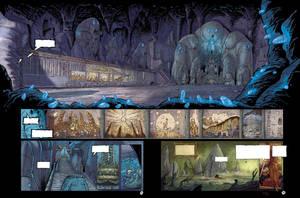 le temple secret by superfanfan