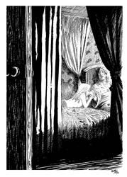 La Morte Amoureuse by superfanfan