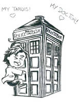 She's My TARDIS by CreoPic