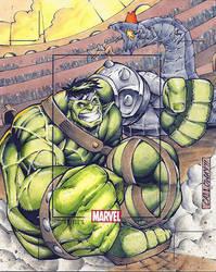 Planet Hulk AP by GeorgeCalloway