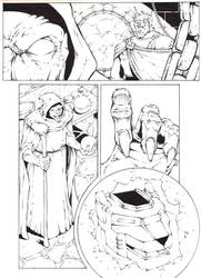Voltron Sample page by GeorgeCalloway