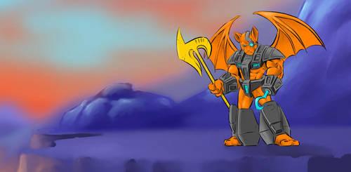 Battle Beast by GeorgeCalloway