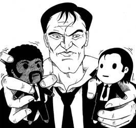 Tarantino by Sakatak