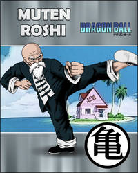 Muten Roshi by Sakatak