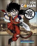 Gohan by Sakatak