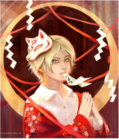 Natsume by Linnpuzzle