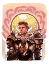 Alistair by Linnpuzzle