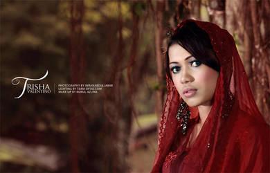 Trisha: Kebaya Fashion Shoot by imranabduljabar