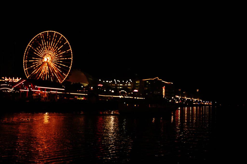 Navy Pier - 3 by ElaineSeleneStock