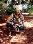 Young Karayan Warrior by PasNRaine