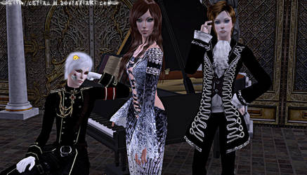 APH - Gala Night by CSItaly
