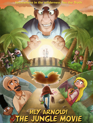 :Save Hey Arnold The Jungle Movie!: by Patsuko
