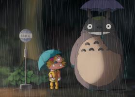 .:Hey Totoro!:. by Patsuko