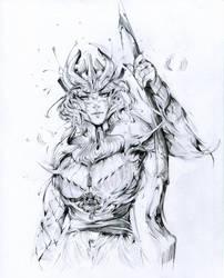 graphite 2 by krhart