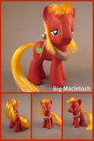 Big Macintosh - a commission by hannaliten